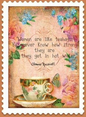 Tea Quotes And Poems Pic #22