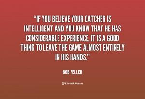 Bob Feller Quotes