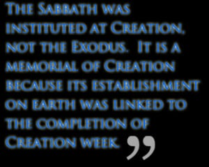 ... the whole law but breaks the Sabbath, still transgresses the law