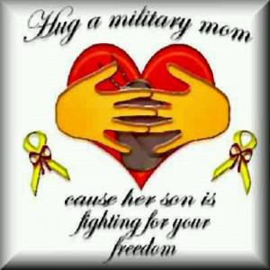 military mom sayings | Military mom