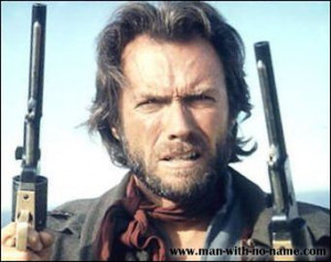 Top Ten Western Actors No 2 - Clint Eastwood
