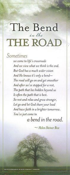 Poems Encouragement Helen Steiner Rice poems | Thou shalt be happy ...