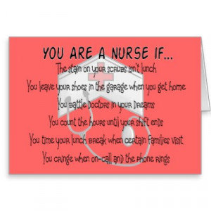 ... send a letter of appreciation to nurses for nurse appreciation week