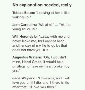 Boys, Jace Quotes, Augustus Water, Mortal Instruments Quotes Jace ...