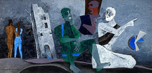 Painters : What is so controversial about M.F. Husain's paintings?