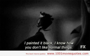 American Horror Story Quotes American horror story (2011-)