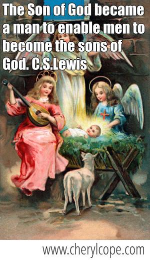 Christmas Christian Inspirational Quotes Quotesgram