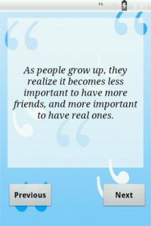 View bigger - Best Friends Quotes for Android screenshot