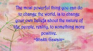 Quotes Regarding Change