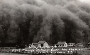 Environment in The Great Depression