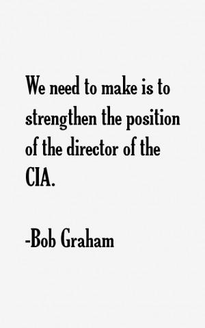 Bob Graham Quotes & Sayings