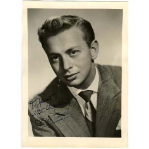 Mel Torme Autographed Photo
