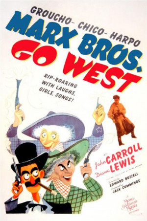 Marx Brothers - Go West