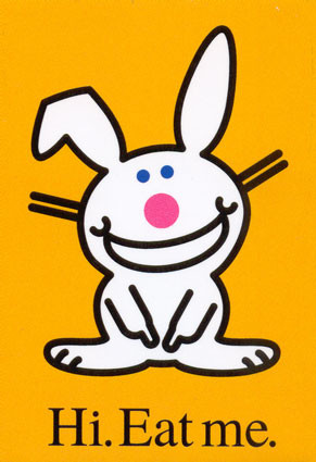 Discussions → HAPPY BUNNY KNOWS thread