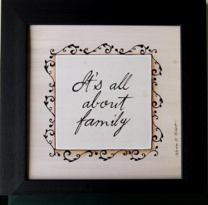 Family Quotes And Best Sayings