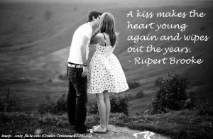 MAKE THE HEART YOUNG: Sentimental quotes about love and friendship