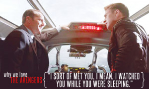 The Avengers Quote