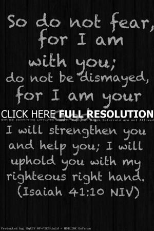 biblical quotes, god, deep, sayings, fear