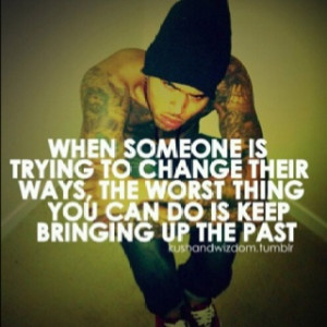 Truth...(wish the picture wasn't of Chris Brown buttttttt I digress)