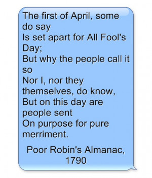 Here You can find all kind of April Fools Quotes.Share April Fools ...