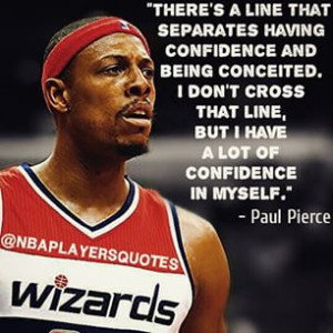Instagram photo by nbaplayersquotes - Paul Pierce (@paulpierce)and the ...