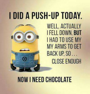 Cute Minion Quotes