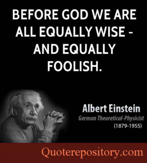 Religious Quotes About Equality
