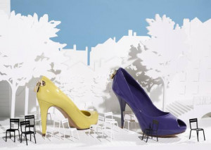 Louis Vuitton Shoes for Spring 2012