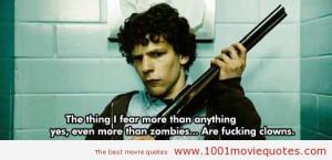 Zombieland (2009) - movie quote