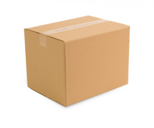 this isn't actually my box, this is just a representation, also it ...