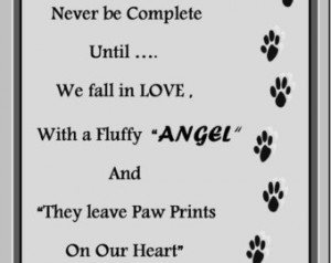 Cute Dog Adoption Sayings Pet sayings, pet art, pet