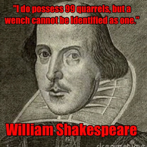 quotes #meme #shakespeare (Taken with Instagram )