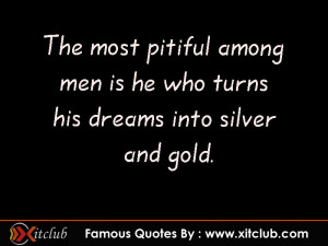 You Are Currently Browsing 15 Most Famous Dreams Quotes