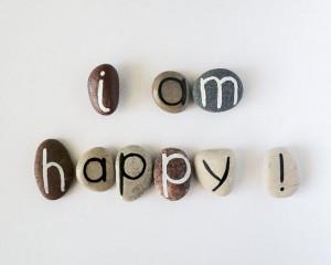 am happy! So very happy!