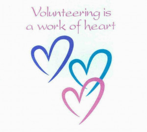 Volunteering- Giving back to the nation