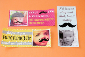 Cute Mustache Sayings Mustache-related sayings.