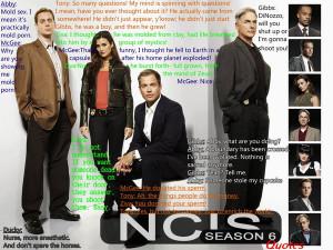 NCIS Season 6 Quotes by kaykic
