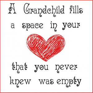 The Most Amazing Thing About Getting To Be Grandparents