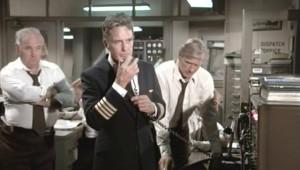 Robert Stack as Rex Kramer in Airplane! (1980)