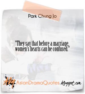 Gu Family Book Korean Drama's Quotes Part 02