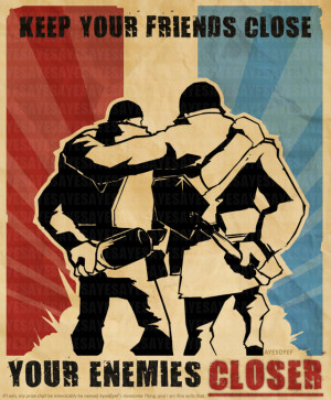 TF2 Propaganda Contest Entry 1 by ayesdyef