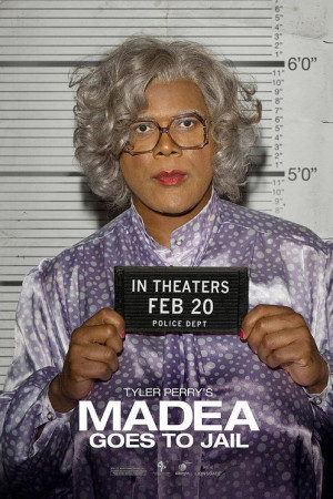 Perry's Madea Goes to Jail , grossed a whopping $41.1 million in its ...