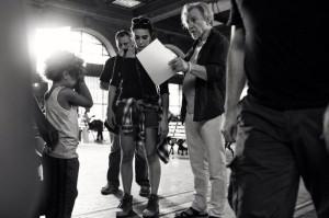 Nadine Labaki with Harvey Keitel, Isn't that grand? #RioMovie