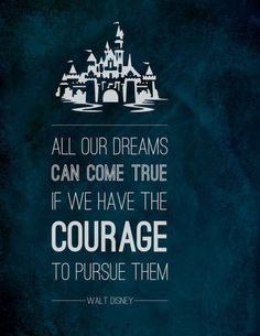 Inspirational quote from Disney! Would be an amazing wallpaper for a ...