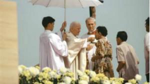 Pope John Paul Ii Quotes On Youth Pope john paul ii emphasizes