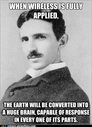 Share. funny science news experiments memes - Nikola Tesla Was ...