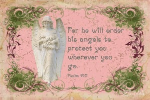 you watching over you quotes about angels watching over you