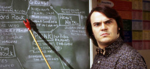 Jack Black's film was funny, but a real school for rock musicians ...