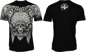 Affliction Black Sabbath Shirt