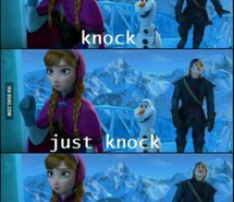 Frozen Movie Quotes Funny